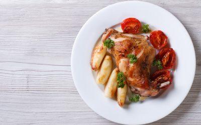 Carne de Coelho – É bom e faz bem