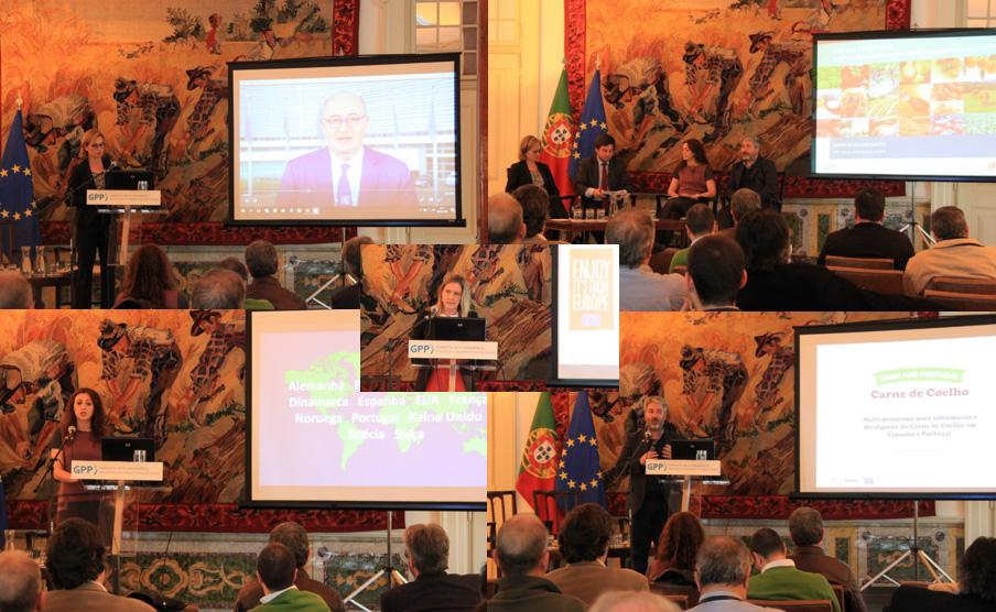 INFO DAY | Case study Campanha Europeia de Promoção ao Consumo de Carne de Coelho