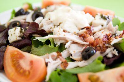 Salada de Coelho
