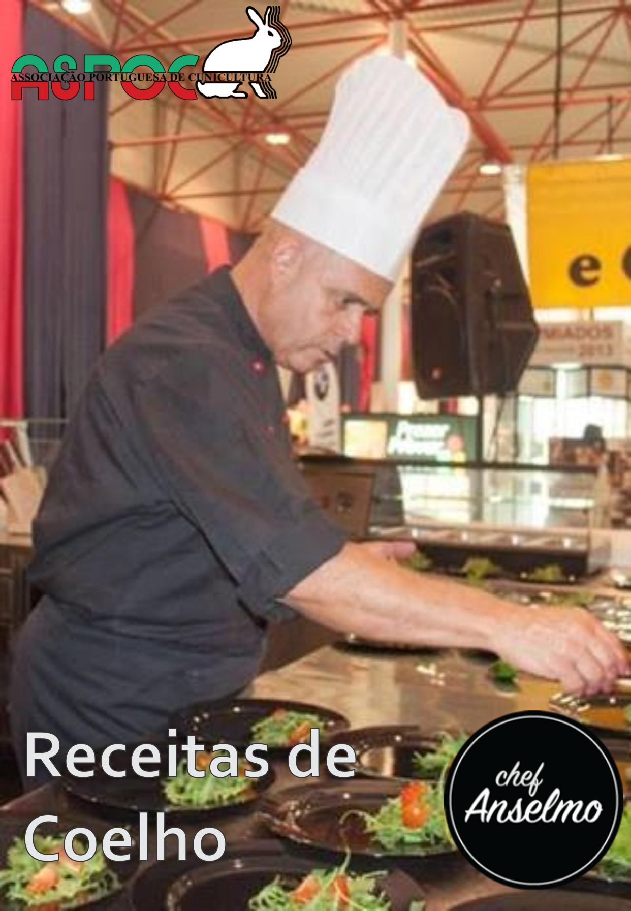 Chef Anselmo – Receitas de Coelho
