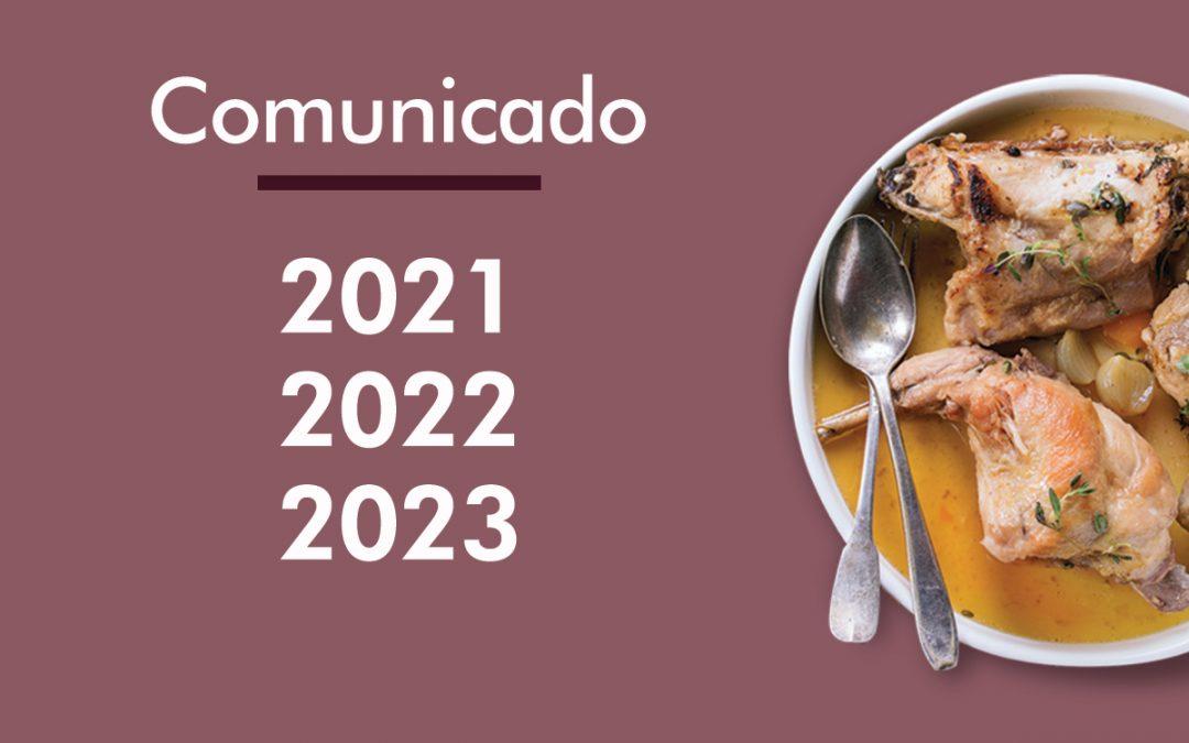Projeto de Comunicação da Carne de Coelho 2021/2022/2023